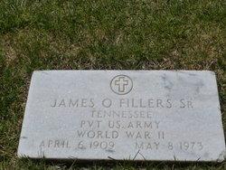James O Fillers, Sr