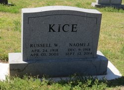 Russell W. Kice