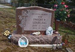 """Dwight R """"Bob"""" Starling"""
