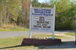 Millstone Mountain Cemetery