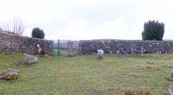 Camghouran Graveyard