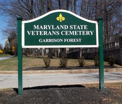 Garrison Forest Veterans Cemetery