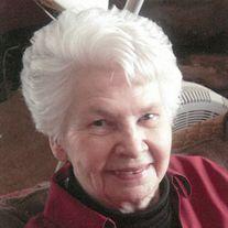 Frances Helen <I>May</I> Shank