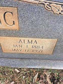Alma Pearl <I>Reedy</I> Armstrong