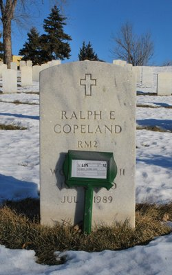 PO Ralph Ellyson Copeland