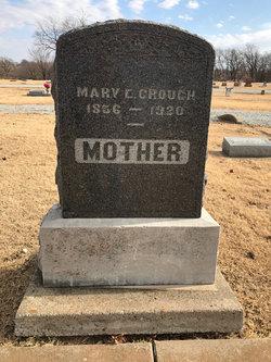 Mary E. Crouch