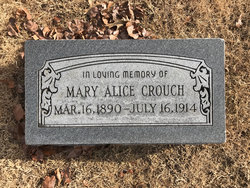 Mary Alice Crouch