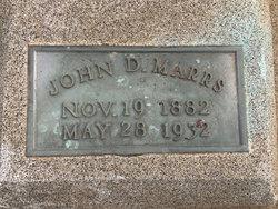 John D. Marrs