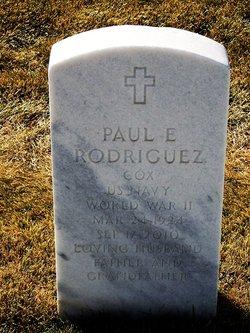 Paul E Rodriguez