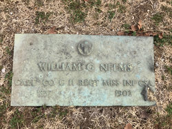 CPT William Goodlet Nelms