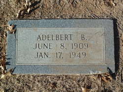 Adelbert B Cather