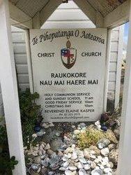 Raukokore Anglican Church Cemetery