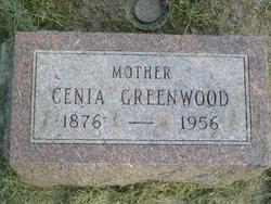 Cenia <I>Louther</I> Greenwood