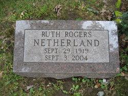 Ruth C. Netherland