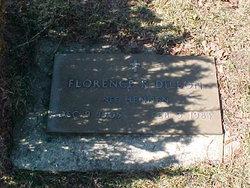 Florence <I>Hennen</I> Dillon