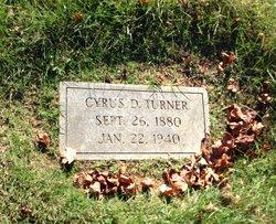 Cyrus Dillard Turner
