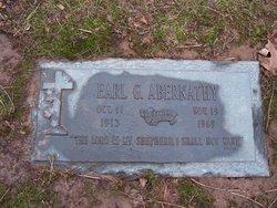 Earl G Abernathy
