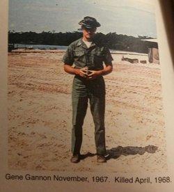 Capt Eugene Richard Gannon