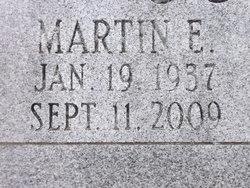 Martin E Cotten