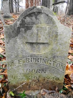 Marvin E. Burrington