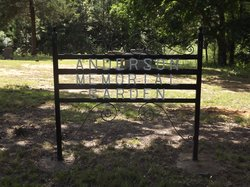 Anderson Memorial Garden