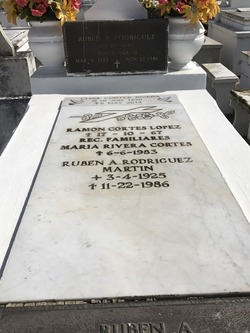 Ramon Cortes Lopez