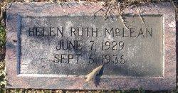 Helen Ruth McLean
