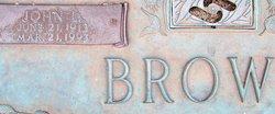 John Leon Brown