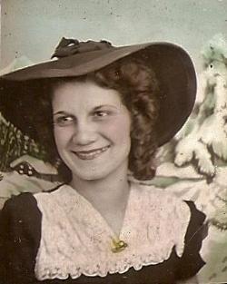 Anne Louise <I>Lindner</I> Rajotte