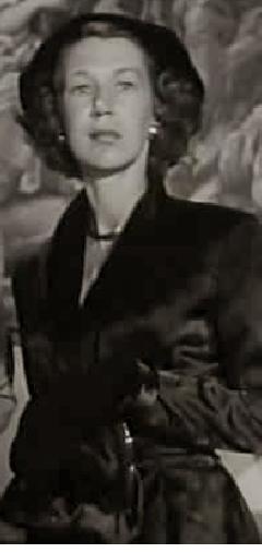 Joy Hallward