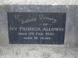 Ivy Patricia Alloway