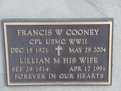 Lillian M Cooney