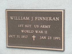 William J Finneran