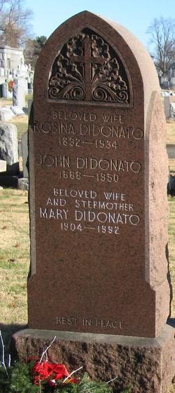 """Giovanni """"John"""" DiDonato"""