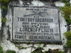 """Tony """"TonyBoy"""" Magbanua"""