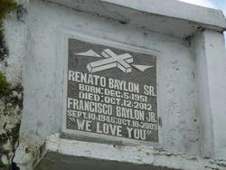 Renato Baylon Sr