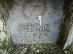 Jan Bryan P Serviano