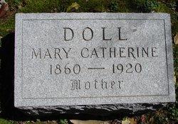 Mary Catherine <I>Bauman</I> Doll