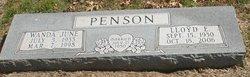 Wanda June <I>Matthews</I> Penson