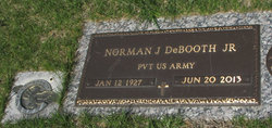 Norman J DeBooth, Jr