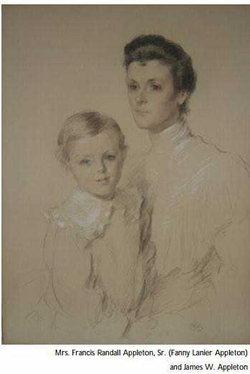 Fanny <I>Lanier</I> Appleton
