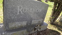 Harold Rosenow