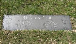 Vincent Benander