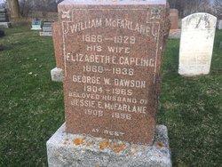 Elizabeth E. <I>Capling</I> McFarlane