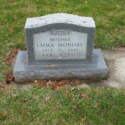 Emma A <I>Hagedorn</I> Monday