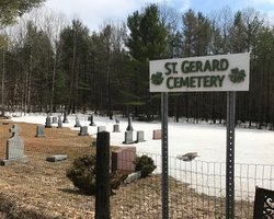 St. Gerard Roman Catholic Cemetery