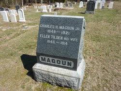 Charles H Magoun, Jr