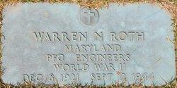 Warren N. Roth