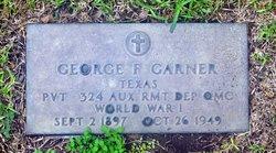 George Floyd Garner, Sr
