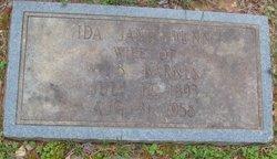Ida Jane <I>Dunn</I> Barnes